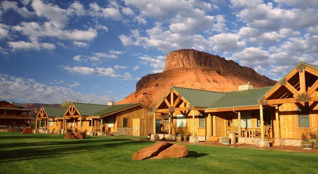 Sorrel River Ranch Resort & Spa - Moab - Building