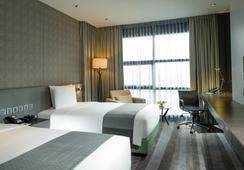 ฮอลิเดย์อินน์ กรุงเทพฯ สุขุมวิท - กรุงเทพฯ - ห้องนอน