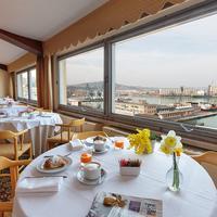 Grand Hotel Palace Breakfast Area