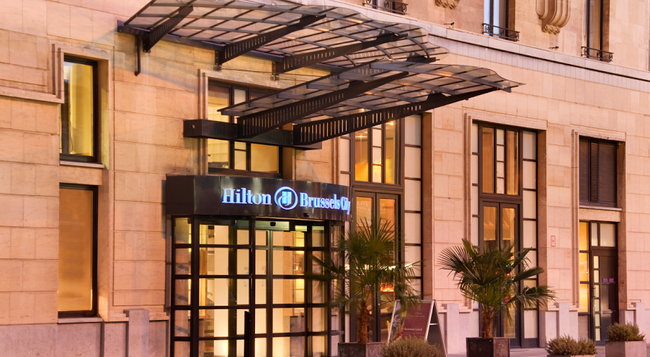 Hilton Brussels City - Brussels - Building