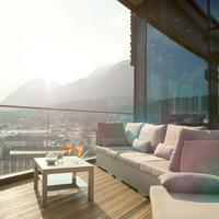 Adlers Hotel Terrace/Patio