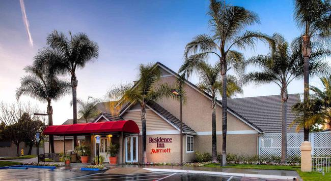 Residence Inn by Marriott San Diego Central - San Diego - Building