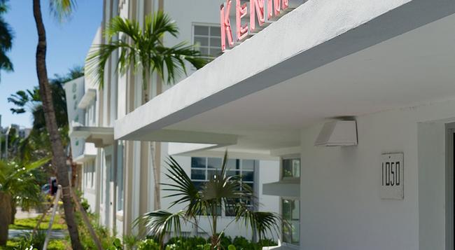 Washington Park Hotel - Miami Beach - Building