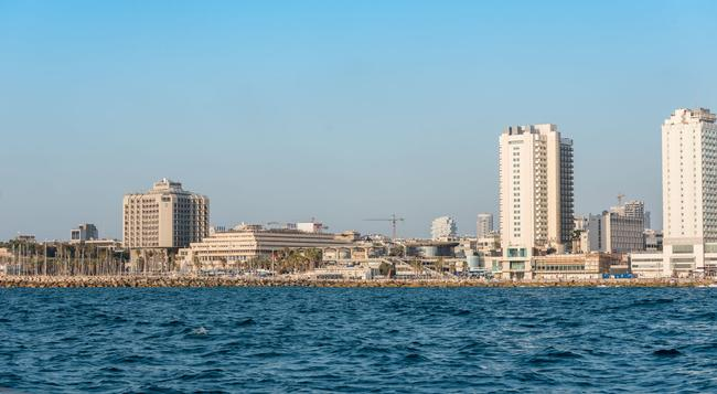 Leonardo Art Tel Aviv - Tel Aviv - Building