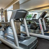 Lexington Hotel Rochester Airport Fitness Center
