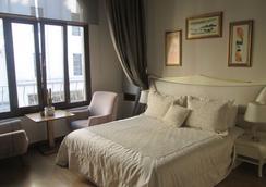 Ragip Pasha Apartments - อิสตันบูล - ห้องนอน