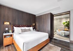 Hotel 48LEX New York - นิวยอร์ก - ห้องนอน