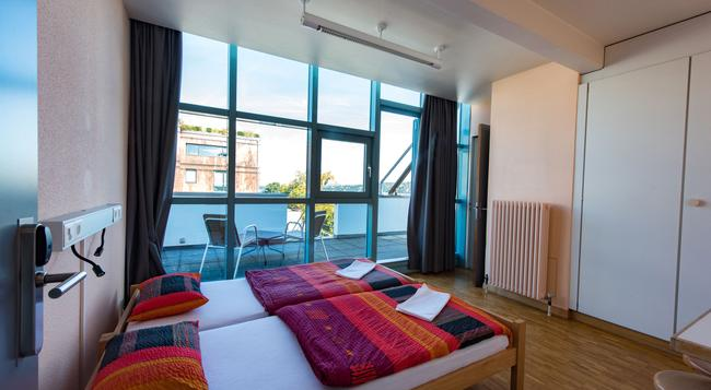 Geneva Hostel - Geneva - Bedroom