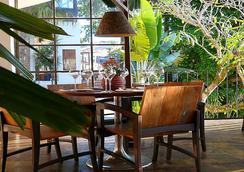 Santa Teresa Hotel RJ Mgallery By Sofitel - รีโอเดจาเนโร - ร้านอาหาร