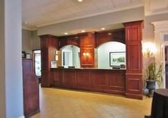 Carolina University Inn - โคลัมเบีย - แผนกต้อนรับส่วนหน้า