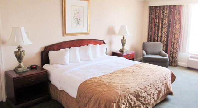 Carolina University Inn - Columbia - Bedroom