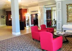 Carolina University Inn - โคลัมเบีย - ล็อบบี้