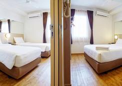 Red Planet Patong, Phuket - ป่าตอง - ห้องนอน