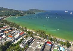 Red Planet Patong, Phuket - ป่าตอง - วิวภายนอก