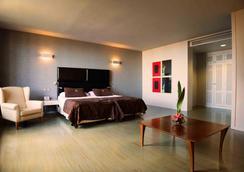 Hotel Escuela Santa Cruz - เตเนรีฟ - ห้องนอน