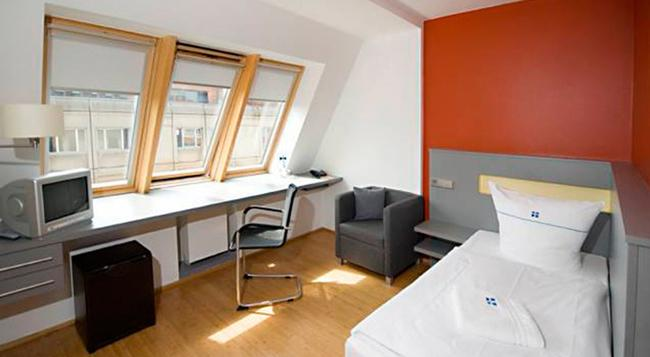 Dietrich-Bonhoeffer-Hotel Berlin Mitte - Berlin - Bedroom