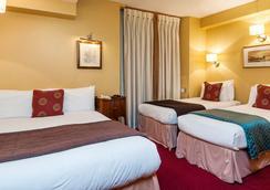 Castleton Hotel - ลอนดอน - ห้องนอน