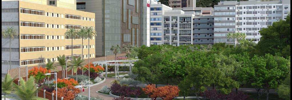 Arena Ipanema Hotel - Rio de Janeiro - Building
