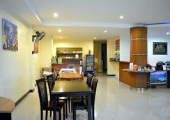 Baan Thara Guesthouse - กระบี่ - ล็อบบี้