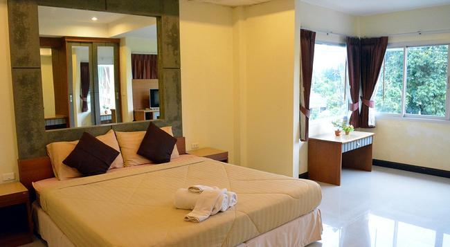 Baan Thara Guesthouse - Krabi - Bedroom