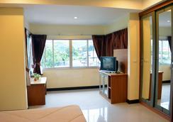Baan Thara Guesthouse - กระบี่ - ห้องนอน