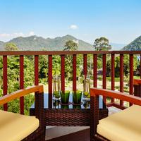 Romantic Resort and Spa Balcony