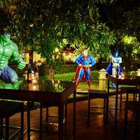 Romantic Resort and Spa Hotel Bar