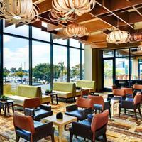 San Diego Marriott Marquis & Marina Hotel Lounge