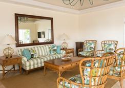 Ocean Terrace Inn - บาสแตร์ - ล็อบบี้