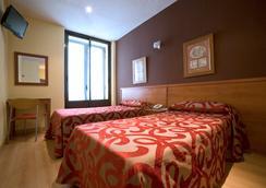 Hostal Persal - มาดริด - ห้องนอน