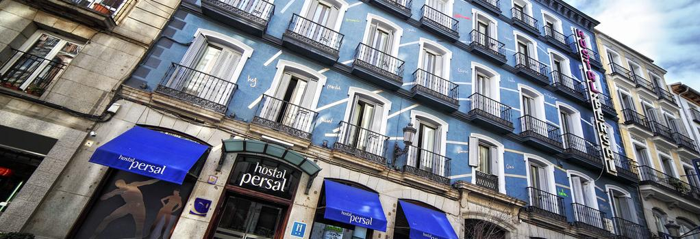 Hostal Persal - Madrid - Building