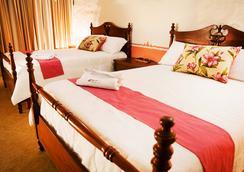 Noc-ac Hacienda Hotel & Spa - เมริดา - ห้องนอน