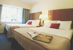 Greenbrier Hotel - แวนคูเวอร์ - ห้องนอน