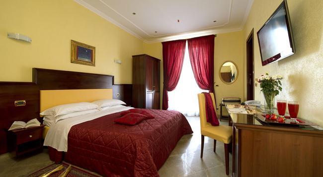 Hotel Esposizione Roma - Rome - Bedroom