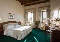 Hotel Degli Orafi - ฟลอเรนซ์ - ห้องนอน