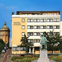 Hotel Am Bismarck Das Hotel am Bismarck in Mannheim