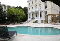 Hôtel Armenonville - นีซ - สระว่ายน้ำ