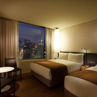Shilla Stay Gwanghwamun Guestroom