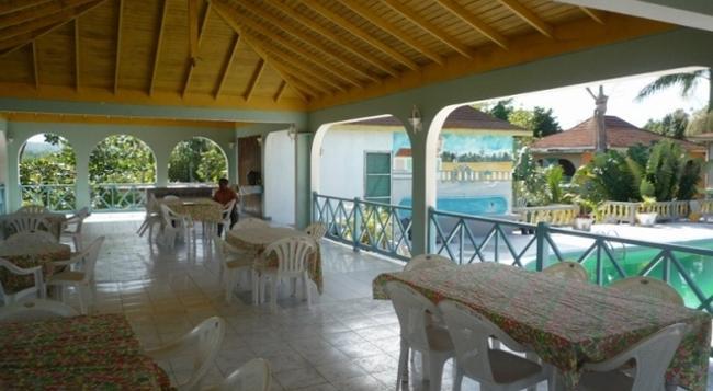 Pure Garden Resort Negril - Negril - Restaurant