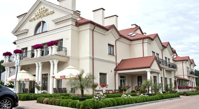 Hotel Luxor - Lublin - Building
