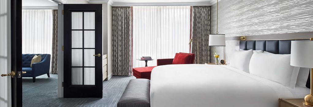 The Ritz-Carlton Washington DC - Washington - Bedroom