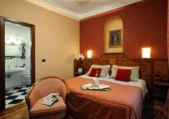 Hotel Farnese - โรม - ห้องนอน