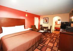 Palace Inn Medical Center - ฮุสตัน - ห้องนอน