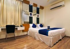 Fabhotel Eaglewood Gachibowli - ไฮเดอราบรัด - ห้องนอน