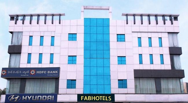 Fabhotel Majestica Inn Hitec City - Hyderabad - Building