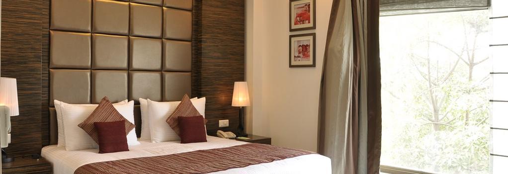 FabHotel Twin Tree Naraina - New Delhi - Bedroom