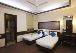 Fabhotel Anutham Nehru Place - นิวเดลี - ห้องนอน