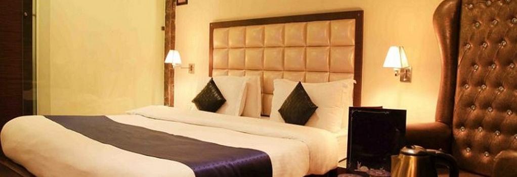 Fabhotel Orbion Mall Road - Amritsar - Bedroom