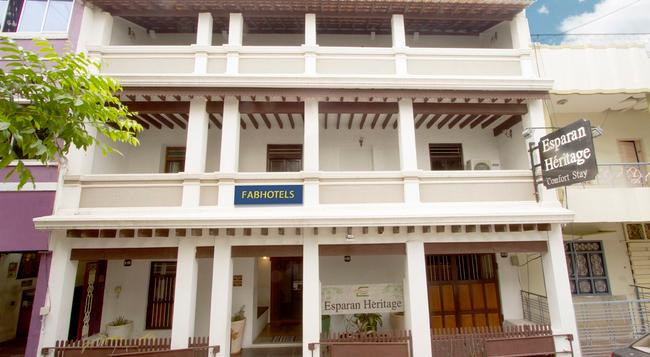 Fabhotel Esparan Pondicherry - Puducherry - Building