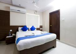 Fabhotel Myplace Kondapur Hicc - ไฮเดอราบรัด - ห้องนอน